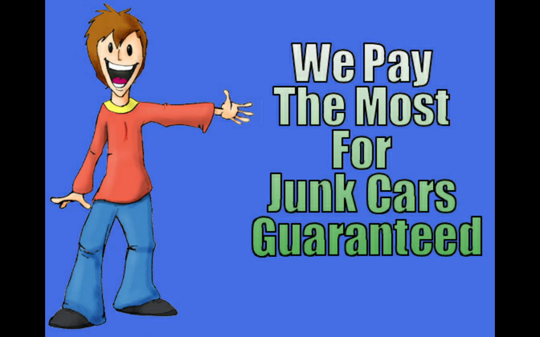 Highest cash for cars paid junk car removal junk truck van. junk ...